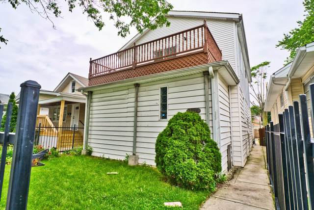 2642 N Austin Avenue, Chicago, IL 60639 (MLS #10485681) :: Angela Walker Homes Real Estate Group