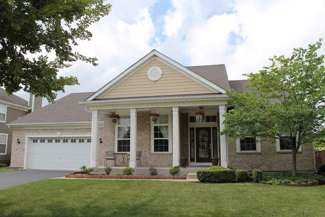 304 Red Rock Lane, Elgin, IL 60124 (MLS #10485818) :: Property Consultants Realty
