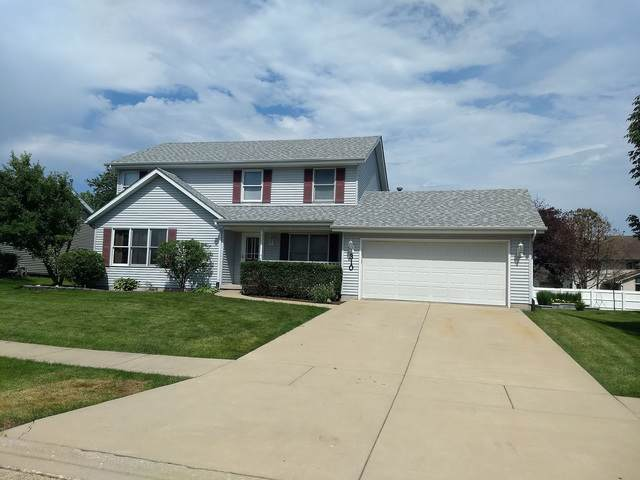 310 Chippewa Drive, Minooka, IL 60447 (MLS #10485887) :: Berkshire Hathaway HomeServices Snyder Real Estate