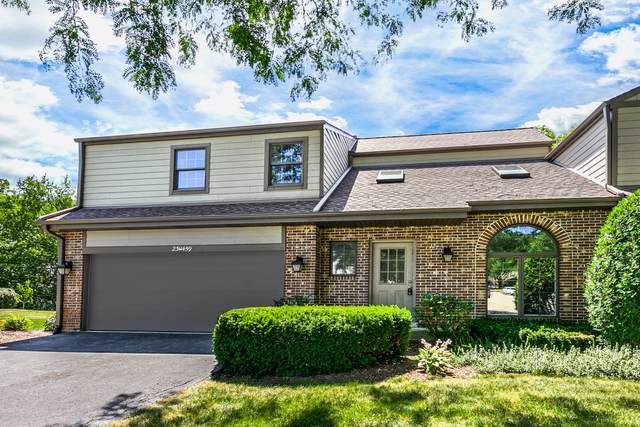 23W459 Green Trails Drive, Naperville, IL 60540 (MLS #10485959) :: Property Consultants Realty