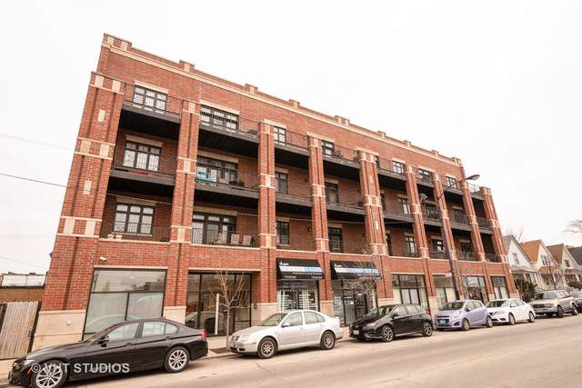 4141 N Kedzie Avenue #204, Chicago, IL 60618 (MLS #10485961) :: The Wexler Group at Keller Williams Preferred Realty