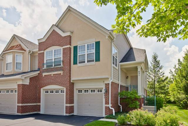 451 Pine Lake Circle, Vernon Hills, IL 60061 (MLS #10485977) :: Angela Walker Homes Real Estate Group