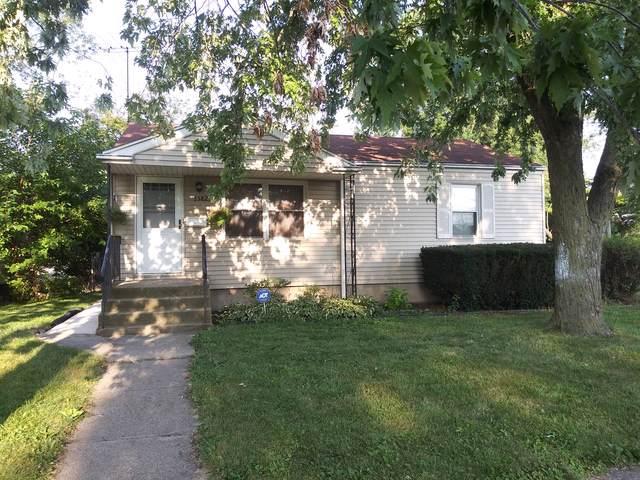 15823 Page Avenue, Harvey, IL 60426 (MLS #10485997) :: Angela Walker Homes Real Estate Group