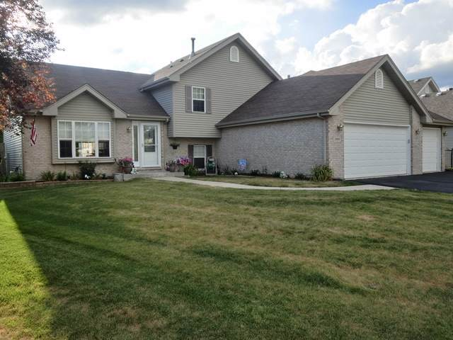 25830 S Truman Court, Monee, IL 60449 (MLS #10486030) :: Berkshire Hathaway HomeServices Snyder Real Estate