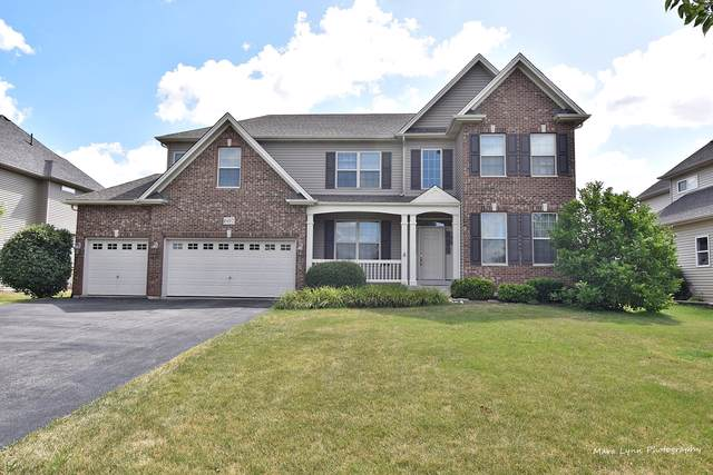 607 Bennett Drive, North Aurora, IL 60542 (MLS #10486070) :: Property Consultants Realty