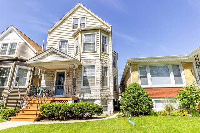 4437 N Keokuk Avenue, Chicago, IL 60630 (MLS #10486094) :: The Wexler Group at Keller Williams Preferred Realty
