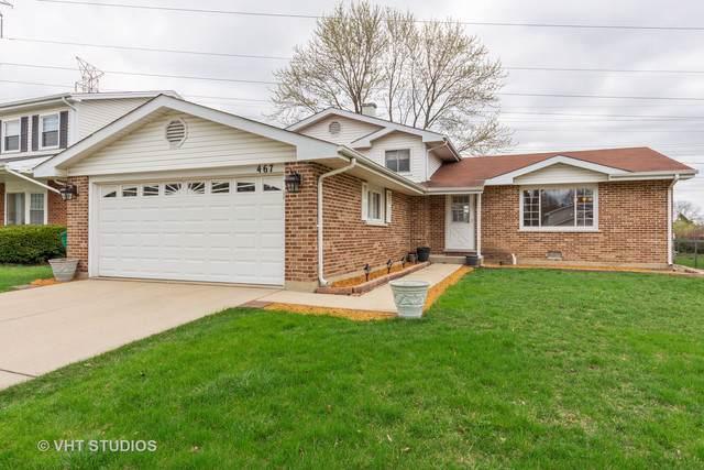 467 Carman Avenue, Buffalo Grove, IL 60089 (MLS #10486099) :: The Wexler Group at Keller Williams Preferred Realty