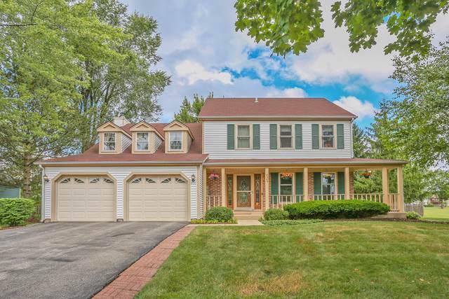 4345 Lombardy Lane, Hoffman Estates, IL 60192 (MLS #10486108) :: Baz Realty Network | Keller Williams Elite