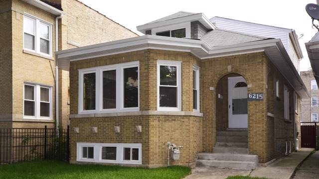 6215 N Fairfield Avenue, Chicago, IL 60659 (MLS #10486121) :: The Mattz Mega Group
