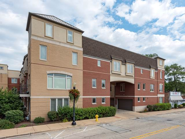 922 Warren Avenue #103, Downers Grove, IL 60515 (MLS #10486122) :: The Wexler Group at Keller Williams Preferred Realty