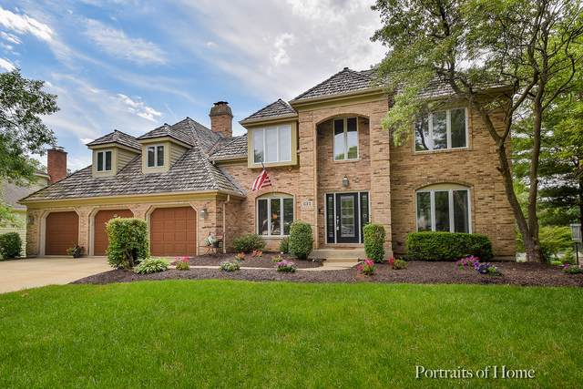837 Turnbridge Circle, Naperville, IL 60540 (MLS #10486124) :: Berkshire Hathaway HomeServices Snyder Real Estate