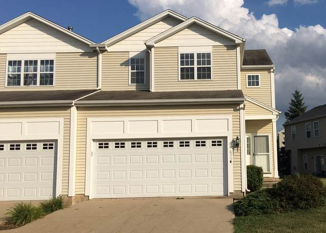 657 Fieldcrest Drive B, South Elgin, IL 60177 (MLS #10486133) :: Angela Walker Homes Real Estate Group