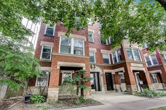 1511 Maple Avenue G, Evanston, IL 60201 (MLS #10486149) :: Property Consultants Realty