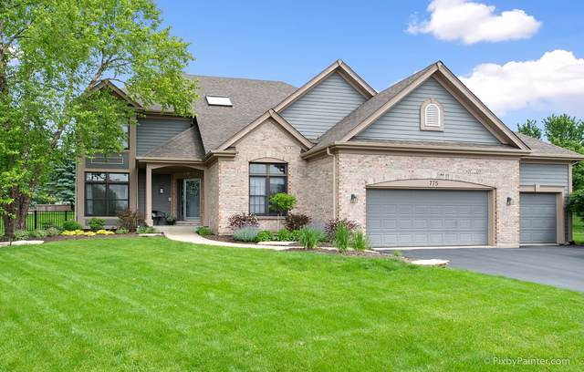 775 Persimmon Drive, West Chicago, IL 60185 (MLS #10486161) :: Berkshire Hathaway HomeServices Snyder Real Estate