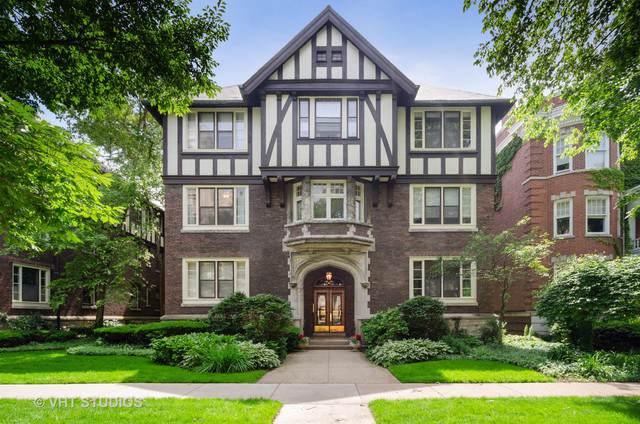 1635 Hinman Avenue #2, Evanston, IL 60201 (MLS #10486196) :: Berkshire Hathaway HomeServices Snyder Real Estate