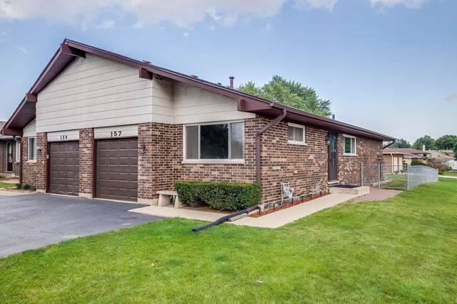 157 Paramount Drive, Wood Dale, IL 60191 (MLS #10486301) :: Angela Walker Homes Real Estate Group