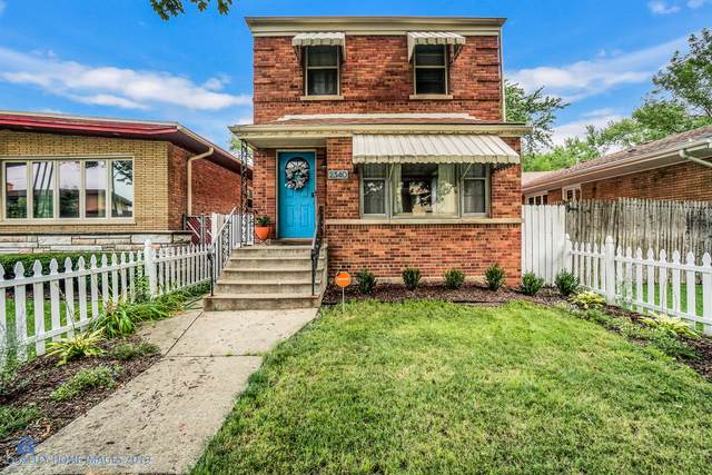 2340 W 91st Street, Chicago, IL 60643 (MLS #10486315) :: Angela Walker Homes Real Estate Group