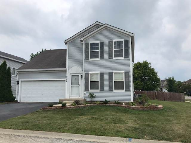 2184 N Cheswick Court, Round Lake Beach, IL 60073 (MLS #10486317) :: Property Consultants Realty