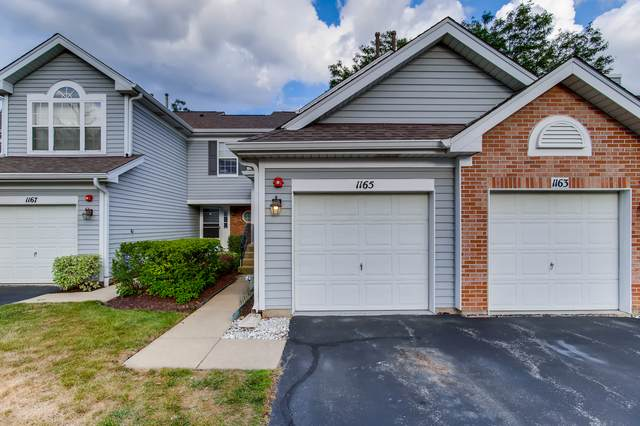 1165 Harbor Court 11-7, Glendale Heights, IL 60139 (MLS #10486333) :: Property Consultants Realty