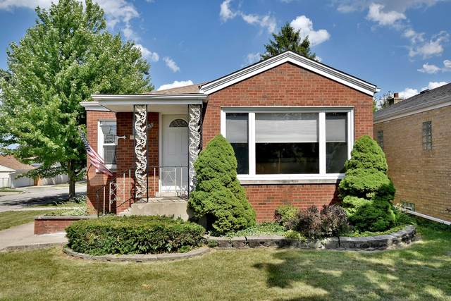 7359 N Oleander Avenue, Chicago, IL 60631 (MLS #10486443) :: The Perotti Group   Compass Real Estate