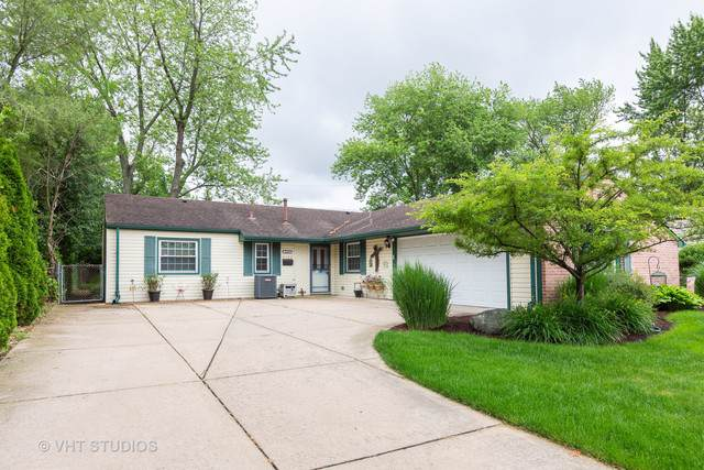5123 Elmwood Road, Oak Forest, IL 60452 (MLS #10486514) :: The Wexler Group at Keller Williams Preferred Realty