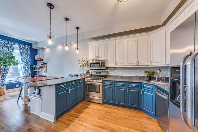 838 W Adams Street #2, Chicago, IL 60607 (MLS #10486534) :: John Lyons Real Estate