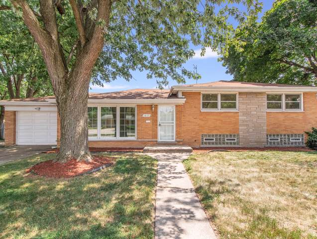 16121 Ellis Avenue, South Holland, IL 60473 (MLS #10486543) :: The Wexler Group at Keller Williams Preferred Realty