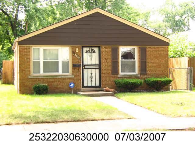 12734 S Peoria Street, Chicago, IL 60643 (MLS #10486590) :: John Lyons Real Estate