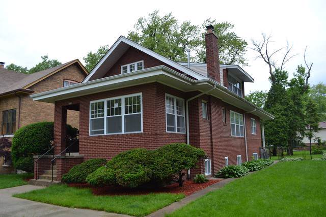 1722 W 106TH Place, Chicago, IL 60643 (MLS #10486595) :: Angela Walker Homes Real Estate Group
