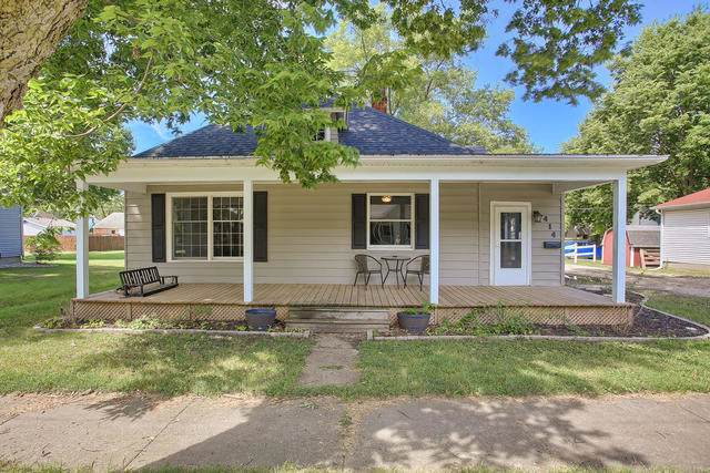 414 S Hamilton Street, MONTICELLO, IL 61856 (MLS #10486625) :: Berkshire Hathaway HomeServices Snyder Real Estate
