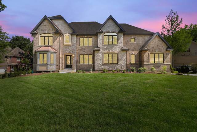 132 Ashton Drive, Burr Ridge, IL 60527 (MLS #10486636) :: Berkshire Hathaway HomeServices Snyder Real Estate