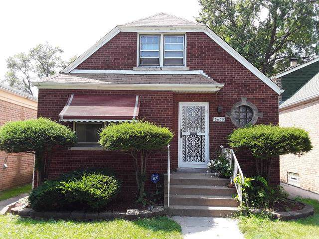 8630 S Dante Avenue, Chicago, IL 60619 (MLS #10486649) :: The Wexler Group at Keller Williams Preferred Realty