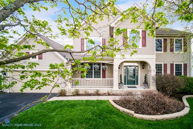 1372 Angle Tarn, West Dundee, IL 60118 (MLS #10486673) :: Berkshire Hathaway HomeServices Snyder Real Estate