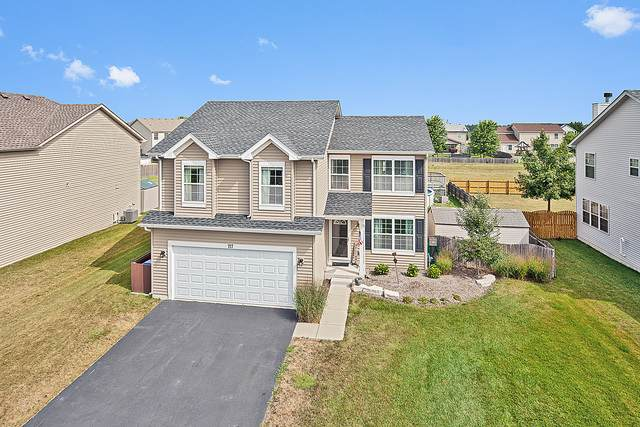 717 Maplewood Drive, Minooka, IL 60447 (MLS #10486675) :: Berkshire Hathaway HomeServices Snyder Real Estate