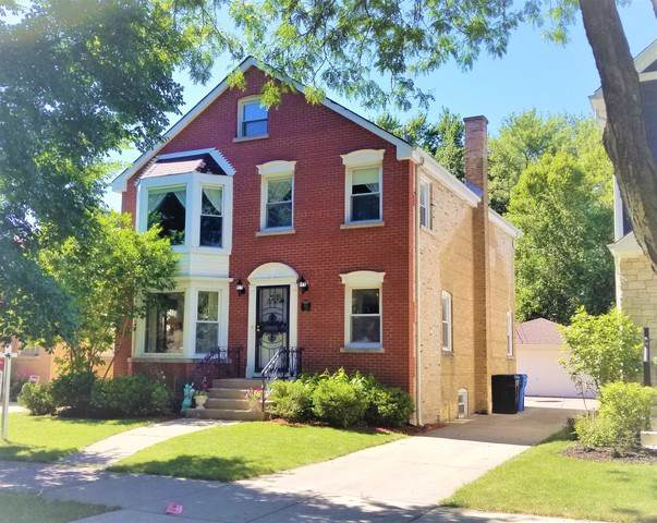 7150 N Mankato Avenue, Chicago, IL 60646 (MLS #10486691) :: Berkshire Hathaway HomeServices Snyder Real Estate