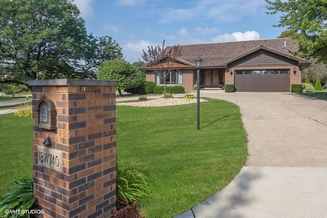 18W740 Avenue Chateaux N, Oak Brook, IL 60523 (MLS #10486729) :: Property Consultants Realty