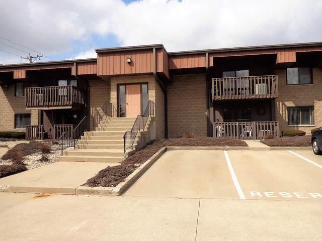868 N Prairie Avenue 2A, Joliet, IL 60435 (MLS #10486738) :: Baz Realty Network | Keller Williams Elite