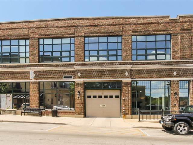 110 N 2nd Street #2, West Dundee, IL 60118 (MLS #10486783) :: Berkshire Hathaway HomeServices Snyder Real Estate