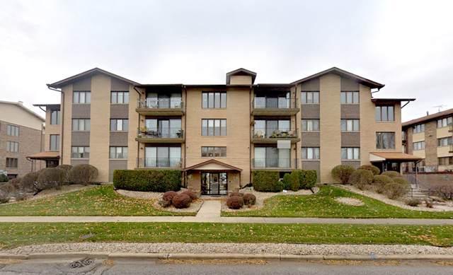 4001 W 93rd Place 2D, Oak Lawn, IL 60453 (MLS #10486801) :: Baz Realty Network | Keller Williams Elite
