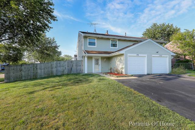 1701 Zeppelin Drive #0, Hanover Park, IL 60133 (MLS #10486847) :: Century 21 Affiliated