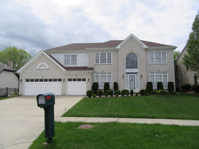 804 Seers Drive, Schaumburg, IL 60173 (MLS #10486853) :: Angela Walker Homes Real Estate Group