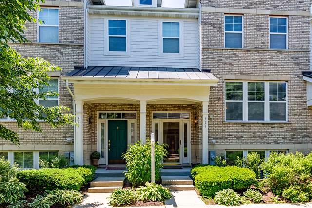 966 Indigo Court, Hanover Park, IL 60133 (MLS #10486864) :: Ryan Dallas Real Estate
