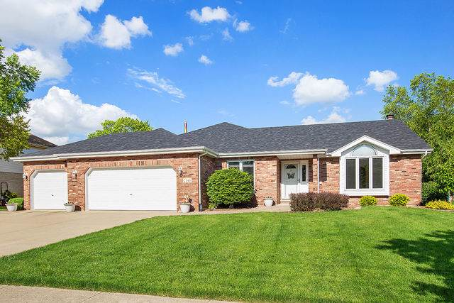 2140 Arthurs Pass, New Lenox, IL 60451 (MLS #10486946) :: Ryan Dallas Real Estate