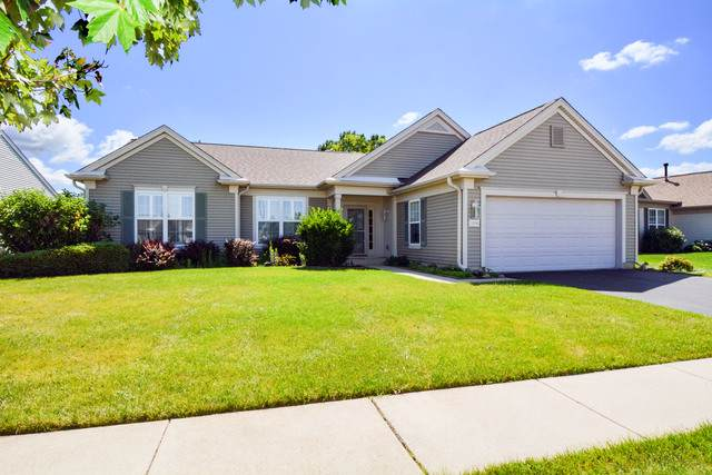 13356 Dakota Fields Drive, Huntley, IL 60142 (MLS #10486950) :: Property Consultants Realty