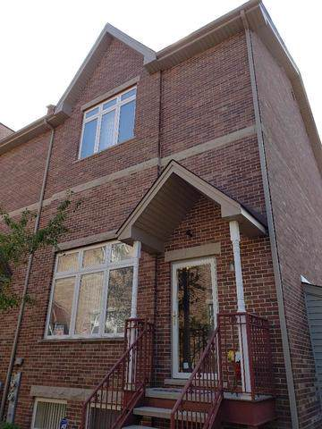 3605 W 53rd Street #1, Chicago, IL 60632 (MLS #10487019) :: Angela Walker Homes Real Estate Group