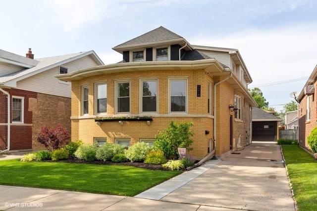 7218 W Lunt Avenue, Chicago, IL 60631 (MLS #10487030) :: The Perotti Group   Compass Real Estate