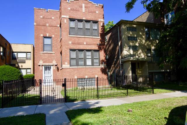 8046 S Evans Avenue, Chicago, IL 60619 (MLS #10487039) :: The Wexler Group at Keller Williams Preferred Realty
