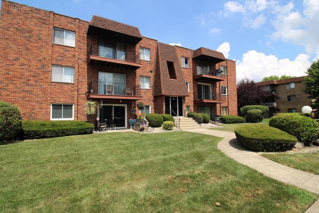 5704 128th Street 2A, Crestwood, IL 60418 (MLS #10487121) :: Century 21 Affiliated