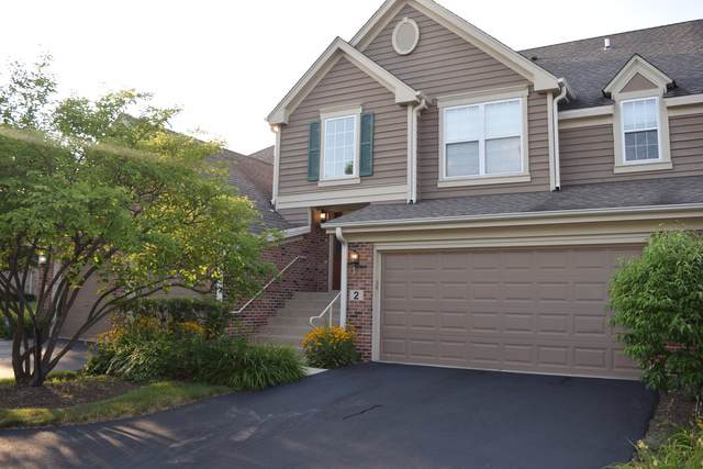 2 Ashford Court #2, Lincolnshire, IL 60069 (MLS #10487129) :: The Wexler Group at Keller Williams Preferred Realty