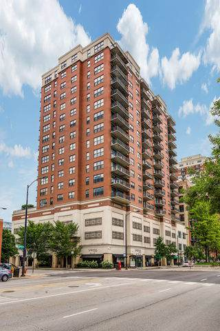5 E 14th Place #1003, Chicago, IL 60605 (MLS #10487206) :: Touchstone Group